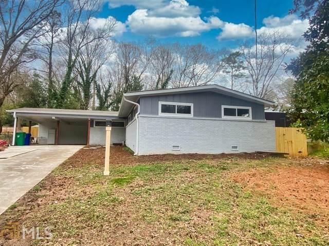 2668 Mcclave Dr, Doraville, GA 30340 (MLS #8936867) :: Bonds Realty Group Keller Williams Realty - Atlanta Partners