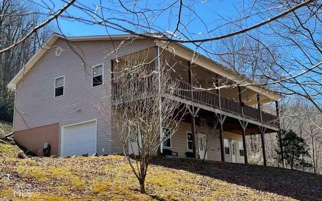 284 Gabriel Ridge, Hayesville, NC 28904 (MLS #8936877) :: Athens Georgia Homes