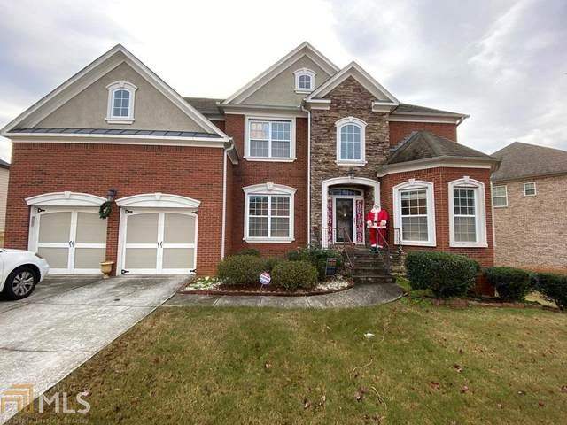 7493 Redbud Loop, Lithonia, GA 30038 (MLS #8936947) :: Scott Fine Homes at Keller Williams First Atlanta
