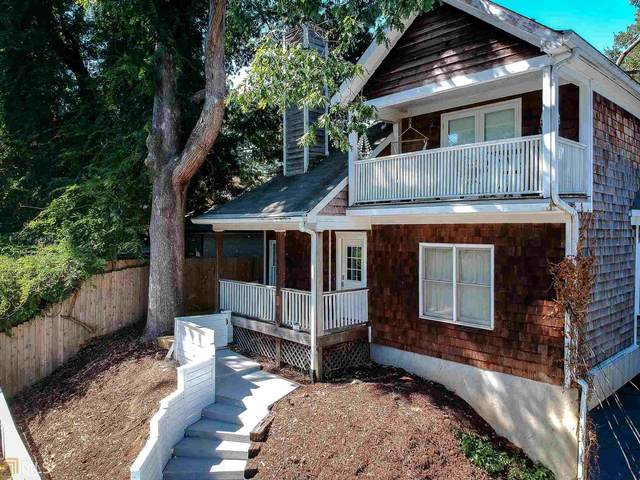 770 Barnett, Atlanta, GA 30306 (MLS #8937066) :: The Realty Queen & Team