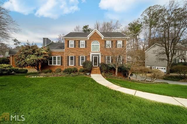 1824 Walker Ridge Dr, Marietta, GA 30064 (MLS #8937091) :: Scott Fine Homes at Keller Williams First Atlanta