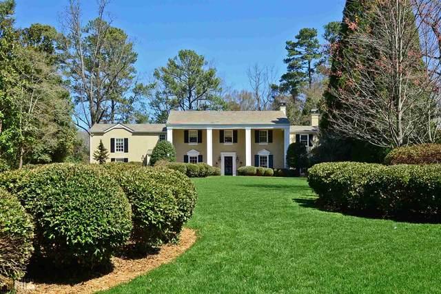 1737 W Wesley Rd, Atlanta, GA 30327 (MLS #8937158) :: Crown Realty Group