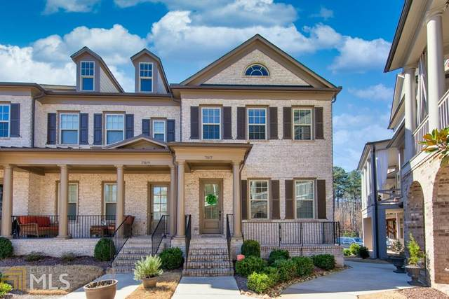 7017 Richwood Cir, Roswell, GA 30076 (MLS #8937209) :: Scott Fine Homes at Keller Williams First Atlanta