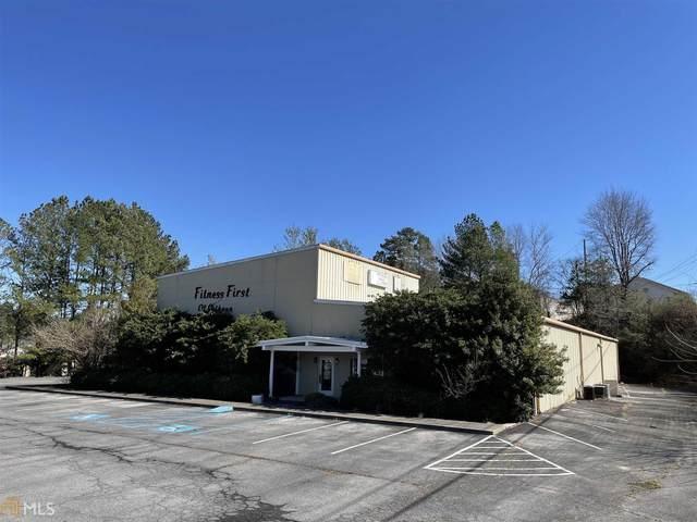 610 Red Bud Rd, Calhoun, GA 30701 (MLS #8937220) :: Crest Realty