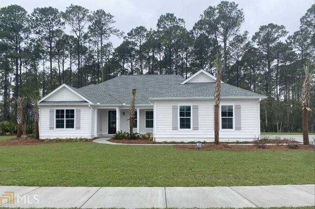 107 Serpentine Dr, St. Marys, GA 31558 (MLS #8937221) :: Crest Realty