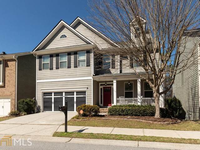 2070 Hatteras Way Nw, Atlanta, GA 30318 (MLS #8937228) :: Crown Realty Group