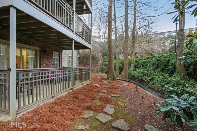 2901 Lenox Rd #106, Atlanta, GA 30324 (MLS #8937241) :: Crown Realty Group