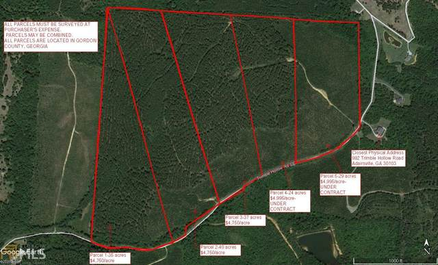 0 Trimble Hollow Rd 5001-1, Adairsville, GA 30103 (MLS #8937256) :: Crest Realty