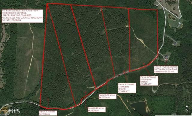 0 Trimble Hollow Rd 5001-3, Adairsville, GA 30103 (MLS #8937278) :: RE/MAX Eagle Creek Realty