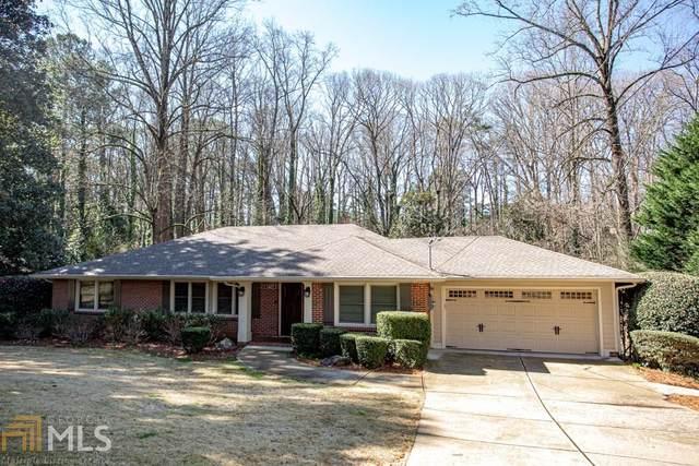 1401 Council Bluff Drive, Atlanta, GA 30345 (MLS #8937305) :: Scott Fine Homes at Keller Williams First Atlanta