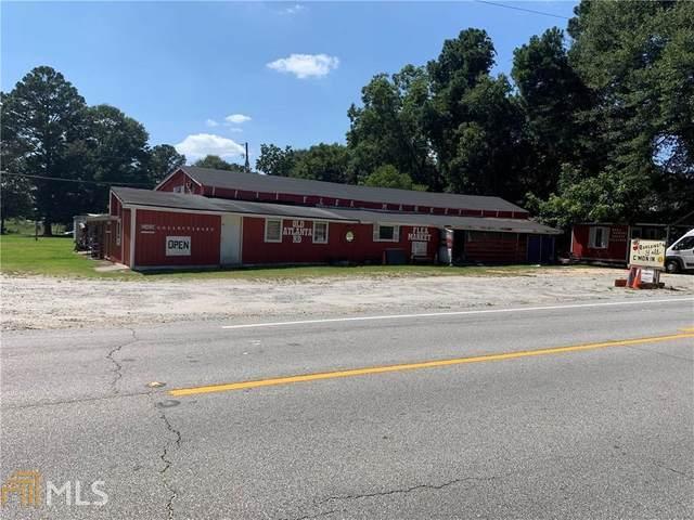 4887 Old Atlanta Rd, Hampton, GA 30228 (MLS #8937308) :: Crest Realty