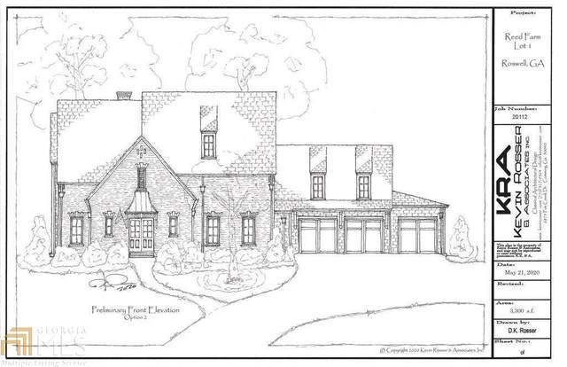 1005 Reed Farm Ln, Roswell, GA 30075 (MLS #8937323) :: The Realty Queen & Team