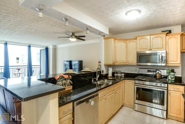 620 NE Peachtree St #1602, Atlanta, GA 30308 (MLS #8937490) :: Team Reign