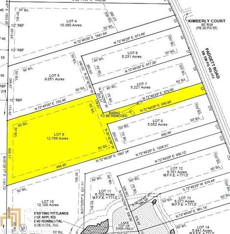 0 Padgett Rd #8, Senoia, GA 30276 (MLS #8937532) :: Anderson & Associates
