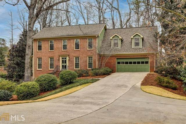 150 Overton Dr, Sandy Springs, GA 30342 (MLS #8937540) :: Bonds Realty Group Keller Williams Realty - Atlanta Partners