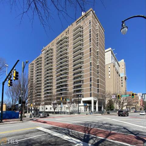 620 Peachtree St #816, Atlanta, GA 30308 (MLS #8937587) :: Michelle Humes Group