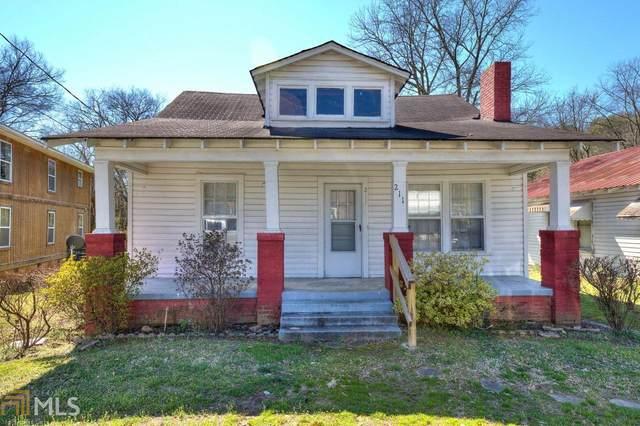 211 North Ave Ne, Rome, GA 30161 (MLS #8937588) :: Athens Georgia Homes