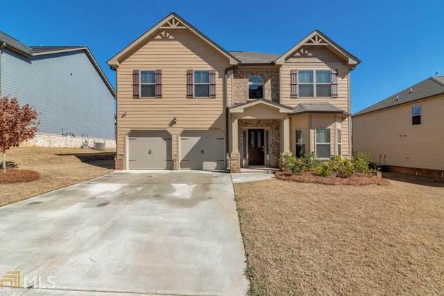8121 White Oak Loop, Lithonia, GA 30038 (MLS #8937592) :: Scott Fine Homes at Keller Williams First Atlanta