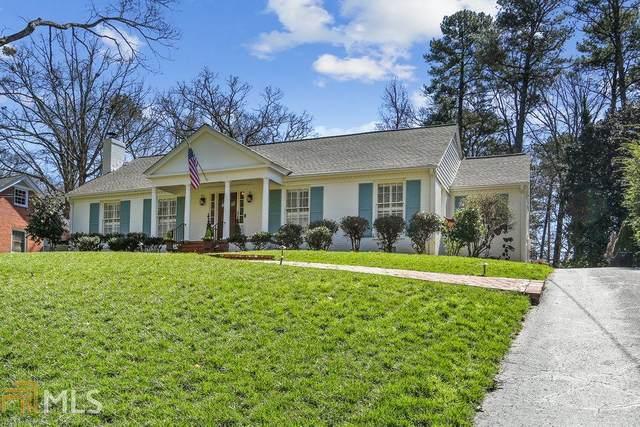 812 W Ponce De Leon Ave, Decatur, GA 30030 (MLS #8937662) :: Scott Fine Homes at Keller Williams First Atlanta