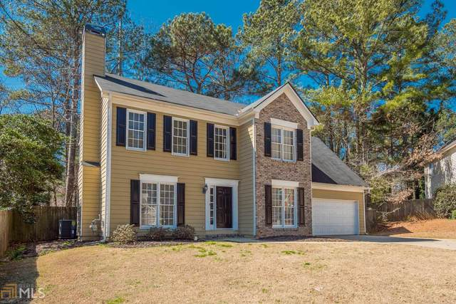 7202 Meadow Gate Way, Woodstock, GA 30189 (MLS #8937699) :: The Realty Queen & Team