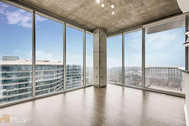 855 Peachtree St #2914, Atlanta, GA 30308 (MLS #8937730) :: RE/MAX Eagle Creek Realty