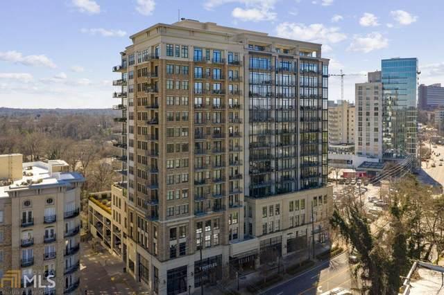 2233 Peachtree Rd #902, Atlanta, GA 30326 (MLS #8937739) :: Houska Realty Group