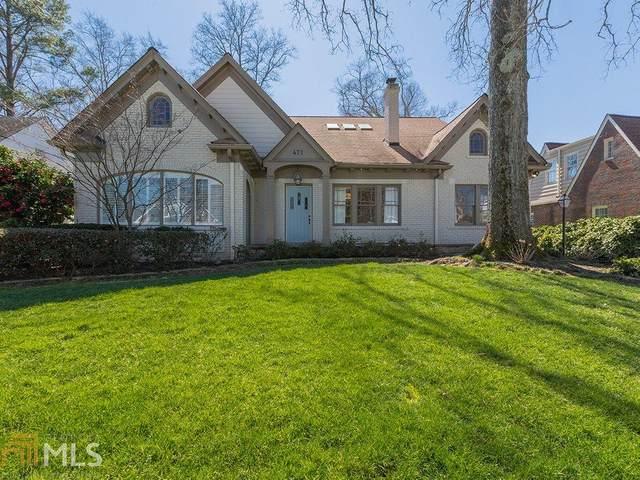 471 Pine Tree Drive, Atlanta, GA 30305 (MLS #8937883) :: Bonds Realty Group Keller Williams Realty - Atlanta Partners