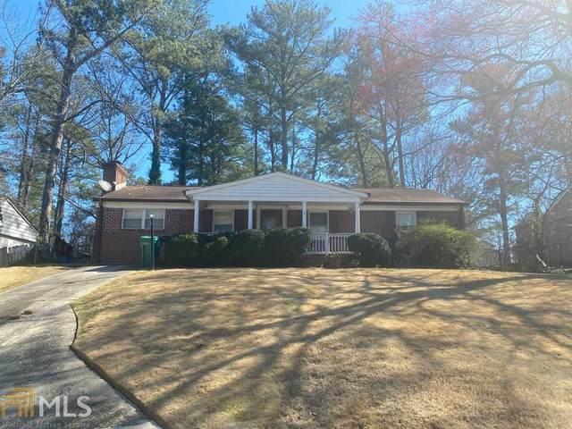 2503 Spring Drive, Smyrna, GA 30080 (MLS #8937905) :: Bonds Realty Group Keller Williams Realty - Atlanta Partners