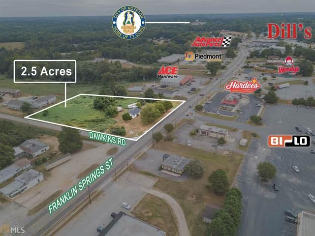 1070 Franklin Springs, Royston, GA 30662 (MLS #8937954) :: Military Realty