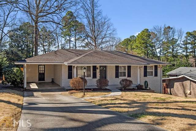 2816 Frontier Trail, Chamblee, GA 30341 (MLS #8937979) :: Bonds Realty Group Keller Williams Realty - Atlanta Partners