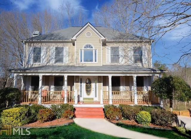 3709 Lockerbie Lane, Powder Springs, GA 30127 (MLS #8937992) :: Anderson & Associates