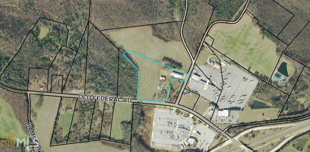 10400 Old Federal Rd, Carnesville, GA 30520 (MLS #8938006) :: Military Realty
