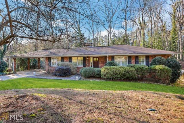 6540 Scott Valley Rd, Atlanta, GA 30328 (MLS #8938033) :: Bonds Realty Group Keller Williams Realty - Atlanta Partners