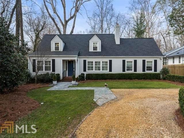 1403 Moores Mill Rd, Atlanta, GA 30327 (MLS #8938060) :: Bonds Realty Group Keller Williams Realty - Atlanta Partners