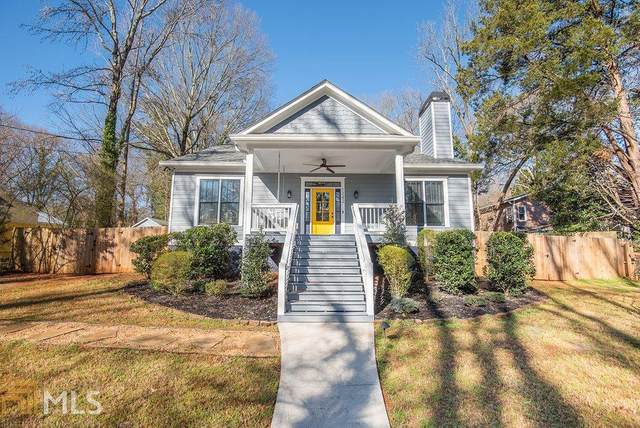 1242 Beechview Drive Se, Atlanta, GA 30316 (MLS #8938219) :: The Realty Queen & Team