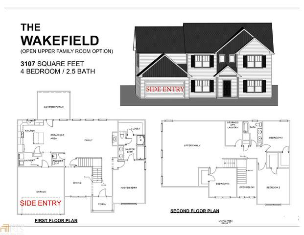 0 Brown Station Dr Lot 22, Williamson, GA 30292 (MLS #8938254) :: The Realty Queen & Team