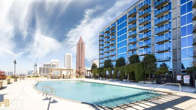 400 W Peachtree St #3816, Atlanta, GA 30308 (MLS #8938262) :: RE/MAX Eagle Creek Realty