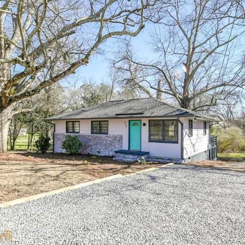 464 Ruth St, Athens, GA 30601 (MLS #8938308) :: Athens Georgia Homes