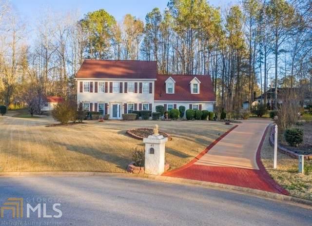 45 Spring Branch Ct, Newnan, GA 30265 (MLS #8938314) :: Buffington Real Estate Group