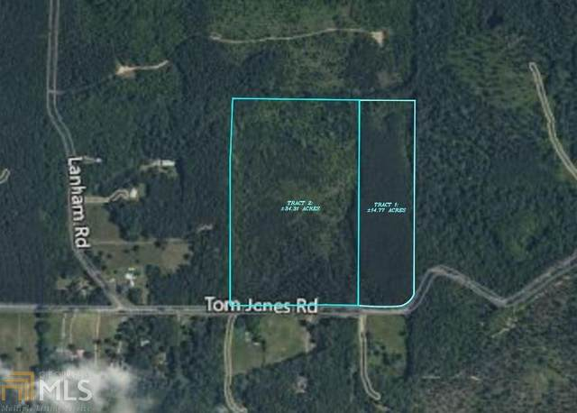 342-1 Tom Jones Rd, Kingston, GA 30145 (MLS #8938327) :: Bonds Realty Group Keller Williams Realty - Atlanta Partners