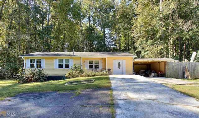 447 Hillcrest Road Nw, Lilburn, GA 30047 (MLS #8938441) :: The Durham Team
