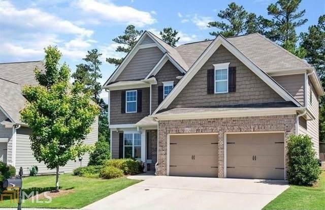 661 Blackberry Run Trl, Dallas, GA 30132 (MLS #8938450) :: Scott Fine Homes at Keller Williams First Atlanta