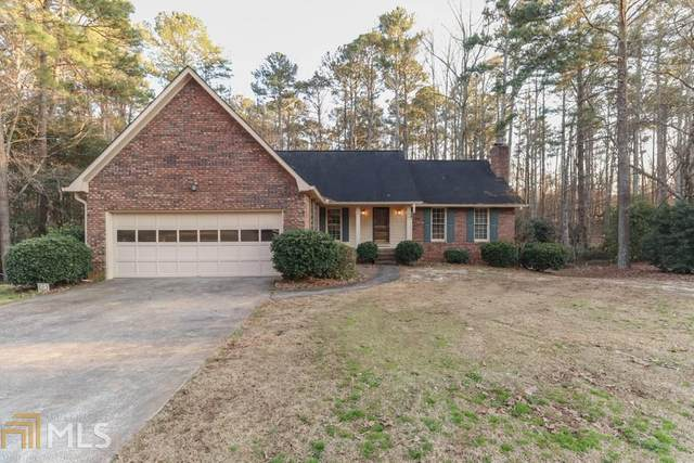 165 Joana Drive, Fayetteville, GA 30214 (MLS #8938462) :: Buffington Real Estate Group