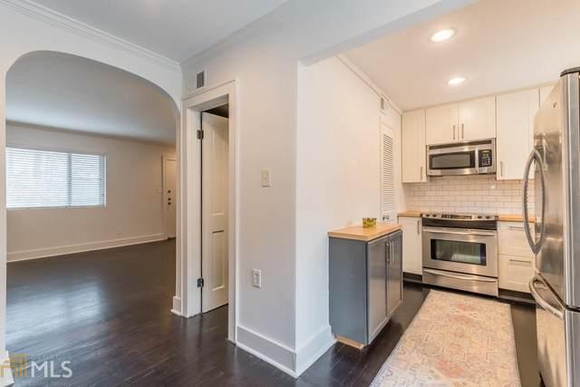 1604 Briarcliff Rd #5, Atlanta, GA 30306 (MLS #8938501) :: Crown Realty Group