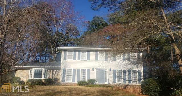160 Jade Cove Road, Roswell, GA 30075 (MLS #8938503) :: The Realty Queen & Team