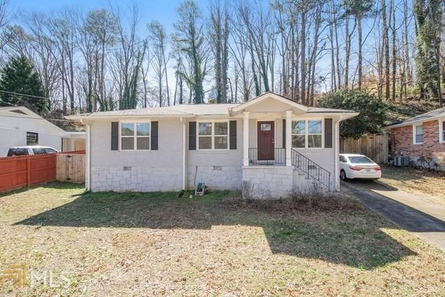 892 Scott Circle, Decatur, GA 30033 (MLS #8938508) :: Crown Realty Group
