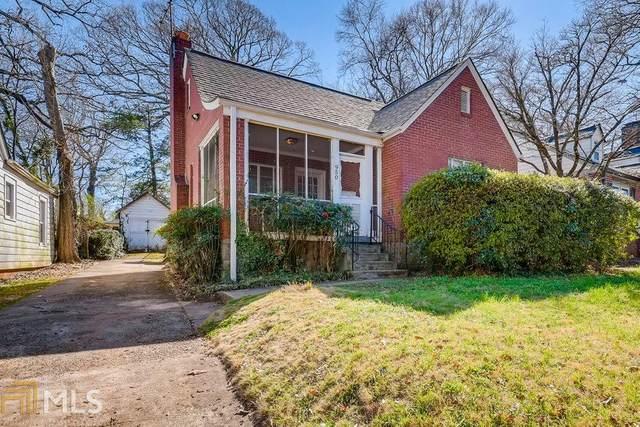 950 Victory Dr, Atlanta, GA 30310 (MLS #8938548) :: Savannah Real Estate Experts