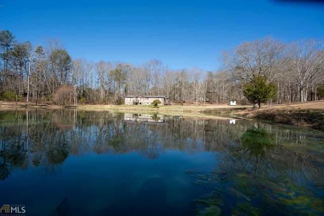 824 Silver Dollar Road, Maysville, GA 30558 (MLS #8938574) :: Athens Georgia Homes
