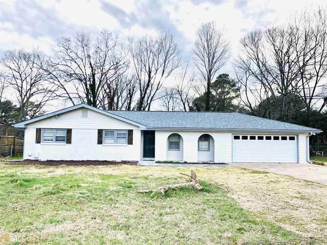 5725 Lilburn Stone Mountain Rd, Stone Mountain, GA 30087 (MLS #8938611) :: Michelle Humes Group