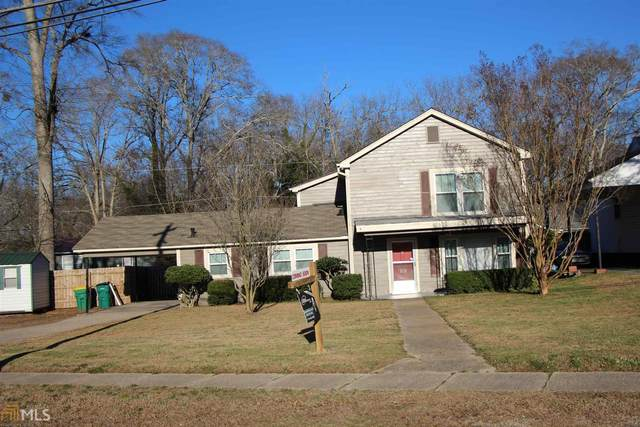 93 W Midland Avenue, Winder, GA 30680 (MLS #8938622) :: The Realty Queen & Team